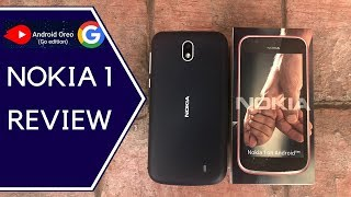 NOKIA 1 Review  -  What
