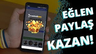 İzlediğin reklamdan para kazandıran uygulama VeniVidiWon!