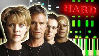 Stargate Sg-1 Theme Song Piano Tutorial.mp3