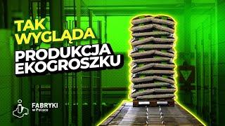 Jak produkowany jest ekogroszek? - Fabryki w Polsce