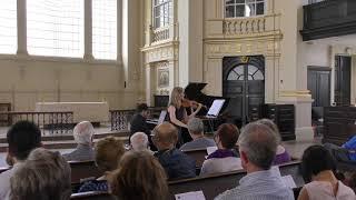 Emily Nebel & Alexey Pudinov - Ravel Violin Sonata No. 2, I. Allegretto