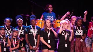 Girls Rock Detroit: Theme Song at Majestic Theatre (2017)