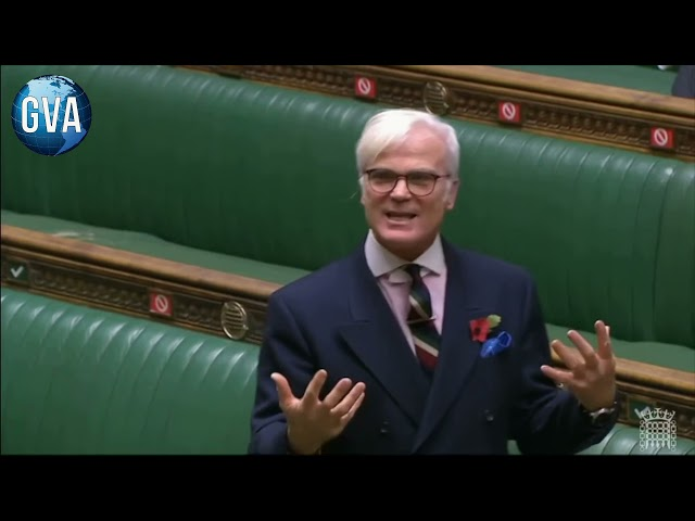 Sir Desmond Swayne MP SPEAKS OUT Against Our Catastrophic Loss Of Freedom