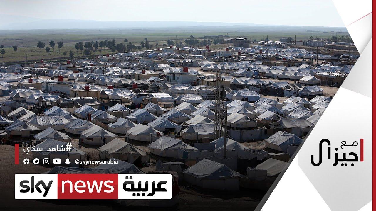 نائب في البرلمان البلجيكي يكشف أسرار العاصمة الجديدة لداعش | #مع_جيزال  - نشر قبل 2 ساعة