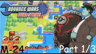Advance Wars: Dual Strike - Mission 24 (Pincer Strike) [S] [P1/3]