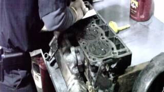 Cylinder Head Cleaning 1080HD