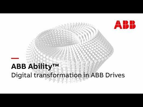 Digitalization in ABB drives