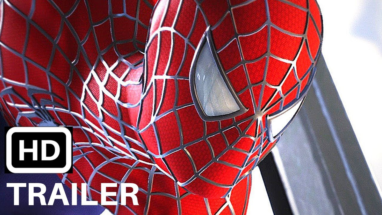 Spider Man 4 Tobey Maguire Trailer Concept Fan Made Youtube