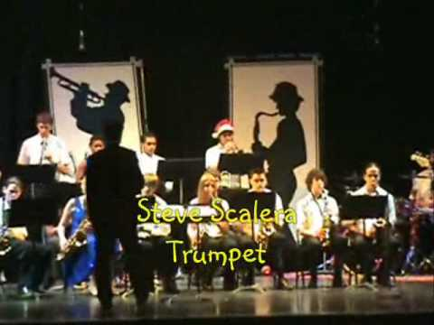 Colonia high School Jazz Band - Little Brown Jug