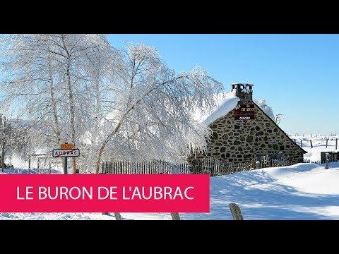 FRANCE, AUBRAC - LE BURON DE L'AUBRAC