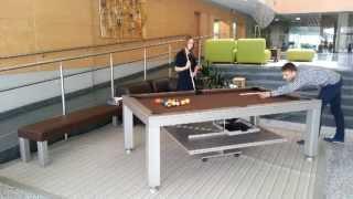 Billiard Table Pronto Vision