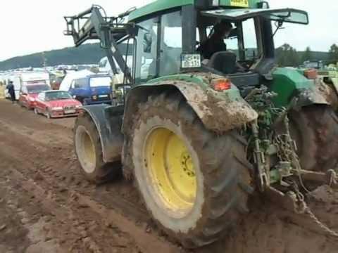 traktor abschleppen
