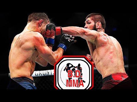 Khabib vs Ragin' Al vs UFC Myths || A Brendan Dorman Film Study ᴴᴰ