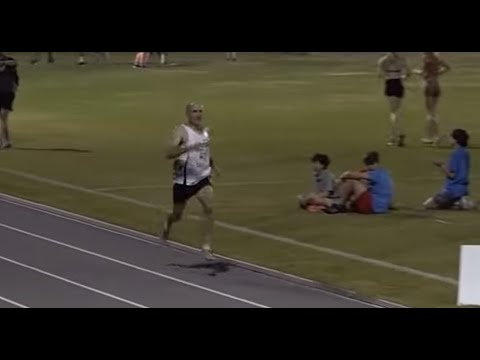 53-Year-Old MILE WORLD RECORD!
