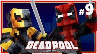 "Minecraft Deadpool #9: ""Deathstrokes Revenge"" (Minecraft Roleplay)"