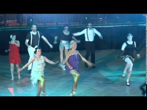 Group Dance - Strictly Aberdeen 2014