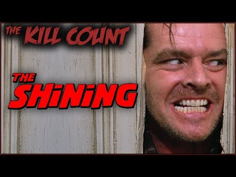 The Shining (1980) KILL COUNT
