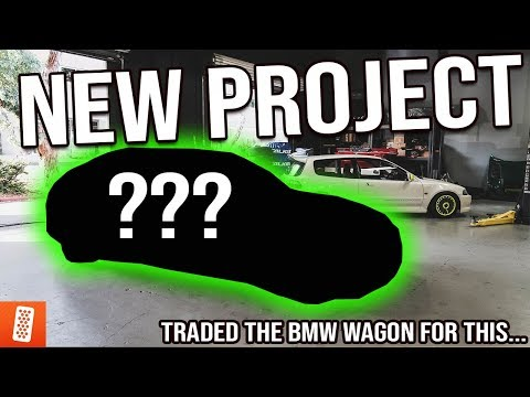 Mickey Bought a NEW (JDM) project car! ***MASSIVE POTENTIAL!***