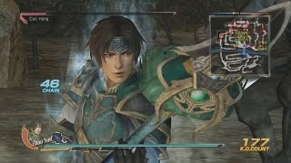 Dynasty Warriors 8 Xtreme Legends - PS3 - Zhao Yun Gameplay Rare Weapon & Curved Sword