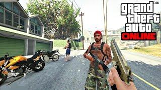 GTA V : VIDA DO CRIME | Quase Morremos Nos assaltos de hoje | EP# 40 thumbnail
