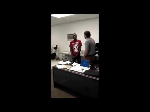 Randumb - Man Confronts His Boss After His Paycheck Comes Up Short