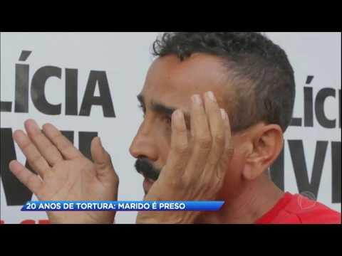 Polícia prende homem que torturou a família durante 20 anos