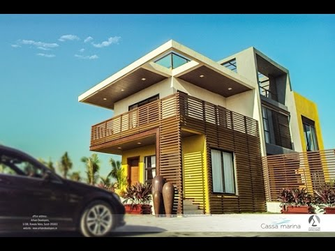 Cassa Marina - Modern Weekend Homes - Alchemy Advertising