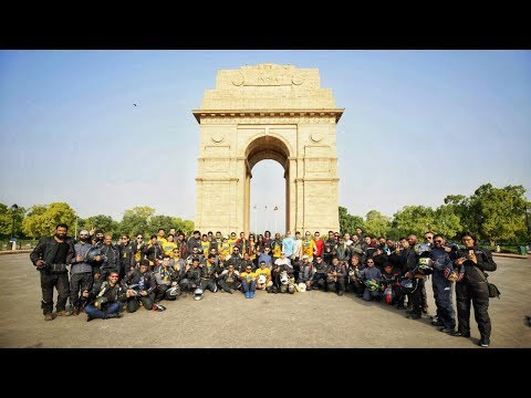 Royal Enfield Himalayan Odyssey | Day 3 | The Ride begins