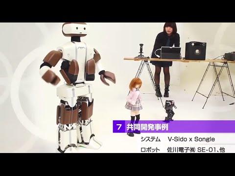 ロボット制御システム「V-Sido OS」