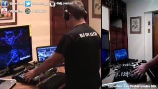 Dj Ovalles - Los Profesionales Mix 02 (Septiembre 2015)
