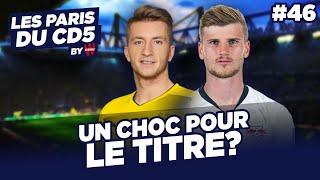 DORTMUND VS LEIPZIG : UN CHOC POUR LE TITRE ?- LES PARIS DU CD5 BY WINAMAX - #46