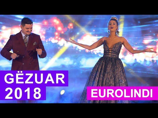 Alban Mehmeti & Kaltrina Selimi - Potpuri 1(Gezuar 2018 ) Eurolindi & Etc