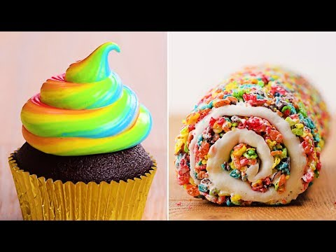 Best Recipes for JULY | Cakes, Cupcakes and More Yummy Dessert Recipes