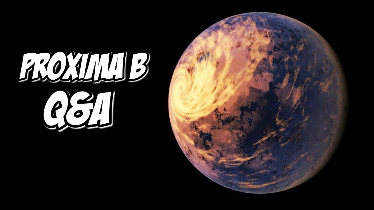 Proxima b q a is proxima b tidally locked youtube for Www b b it