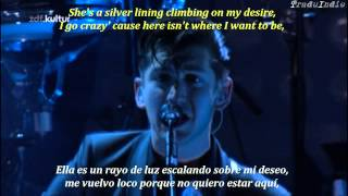 Repeat youtube video Arctic Monkeys- R u mine? (inglés y español)