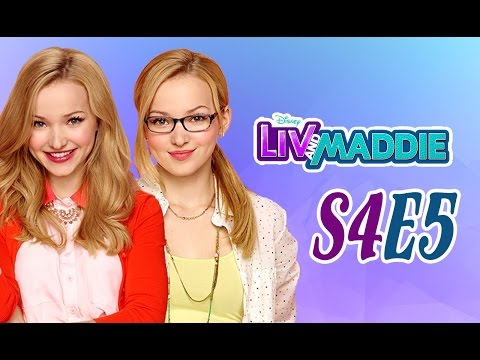 Liv And Maddie Online | Liv And Maddie S4E5 | Slumber Party A Rooney