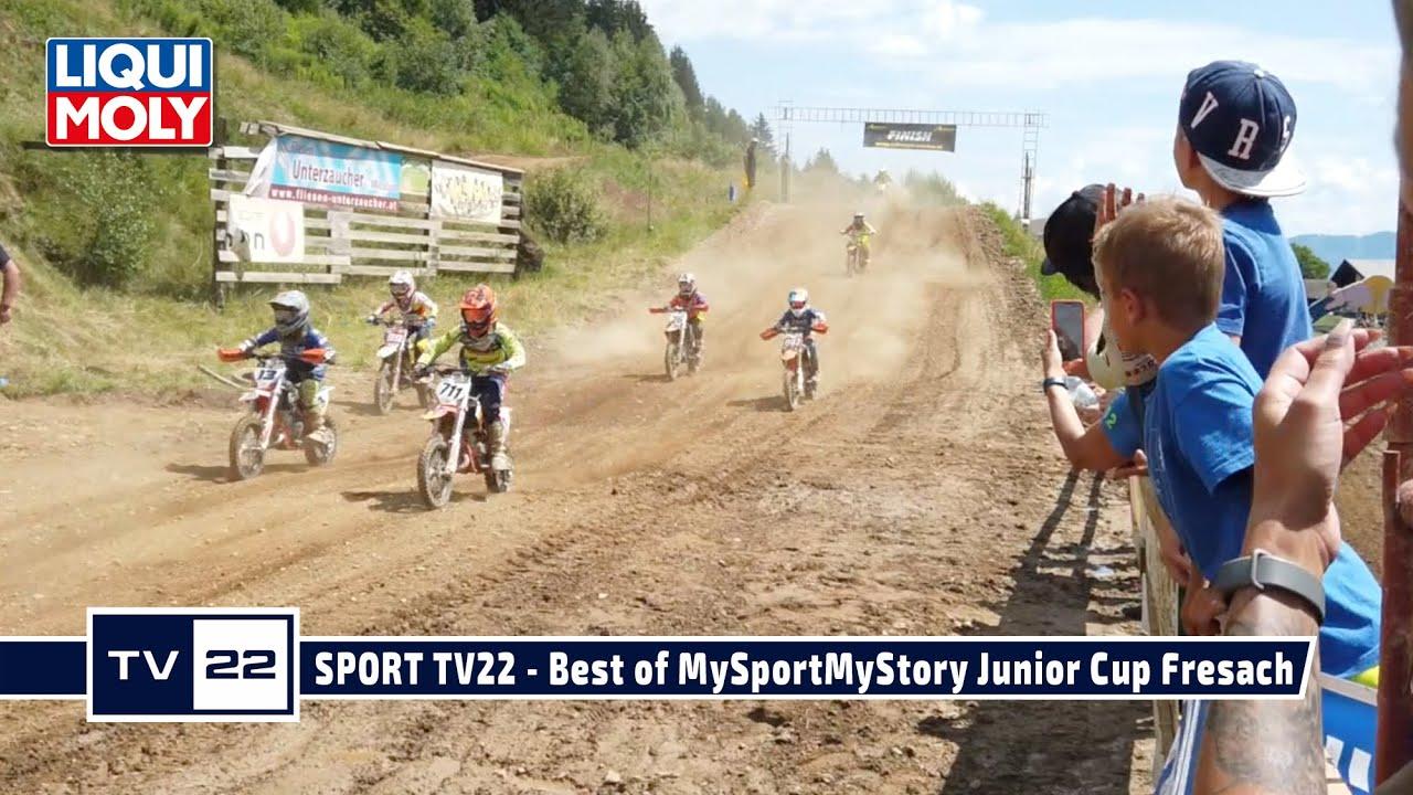 MOTOR TV22: Die Highlights des MySportMyStory Liqui Moly Motocross Junior Cup in Fresach 2020