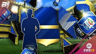 TOTS SERIE A RARE WALKOUT IN A PACK!