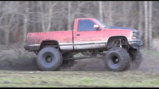 """The 600 Horse Power """"Above Average"""" Hits the Mud"""