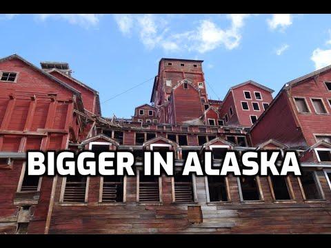Alaska Mining Camps: Kennecott