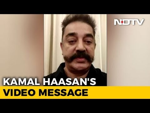 Kamal Haasan Urges PM Modi To Do Justice To Tamil Nadu, Karnataka On Cauvery Issue