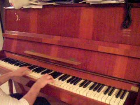 Fur Beethoven's Elise- piano metal version