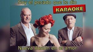 Soy Lo Prohibido - Natalia Lafourcade (KARAOKE/LETRA)