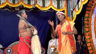 Yakshagana -- Shri Devi Mahatme - 43 - Hasya
