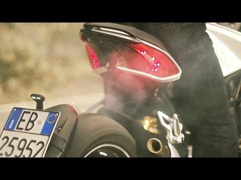 MV Agusta Dragster *Official Video*