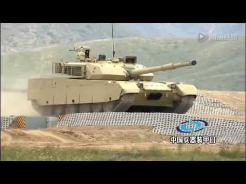 VT4 MBT-3000  Norinco main battle tank China Chinese defense industry military technology equipment