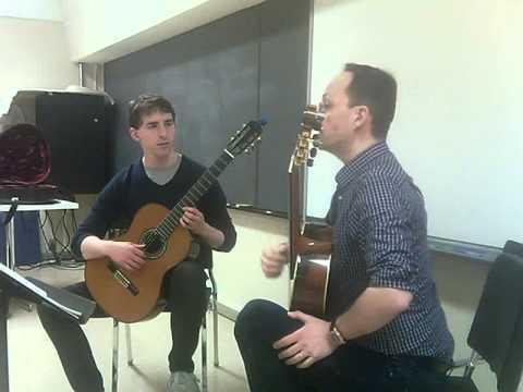 Denis Azabagic teaches Sonata in A, K322 by Domenico Scarlatti