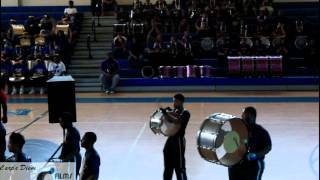 Southern University Funk Factory Drumsection (2016) @ Drumline Live Mckinley H.S.