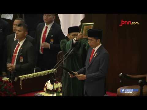 Sah, Jokowi – Ma'ruf Pimpin Indonesia 2019 - 2024