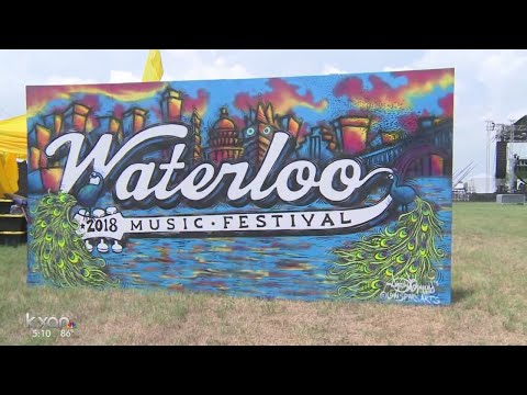 Waterloo Music Festival kicks off near Austin airport
